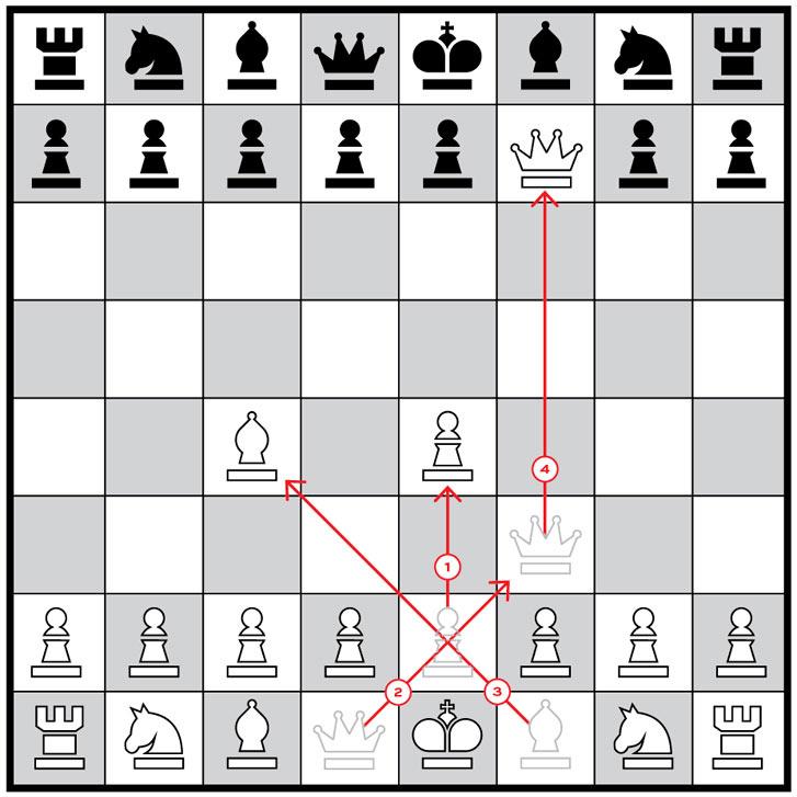 Урок шахмат от Владимира. «