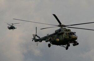 Армейская авиация в Приморье увеличивает интенсивность полетов