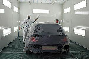 Как сэкономить при ремонте и покраске кузова