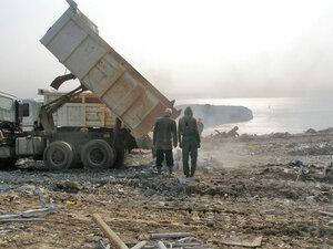 «Горностай» переехал на остров Русский
