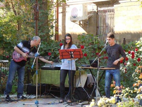 7 октября 2012: город Бендеры, 604-я годовщина