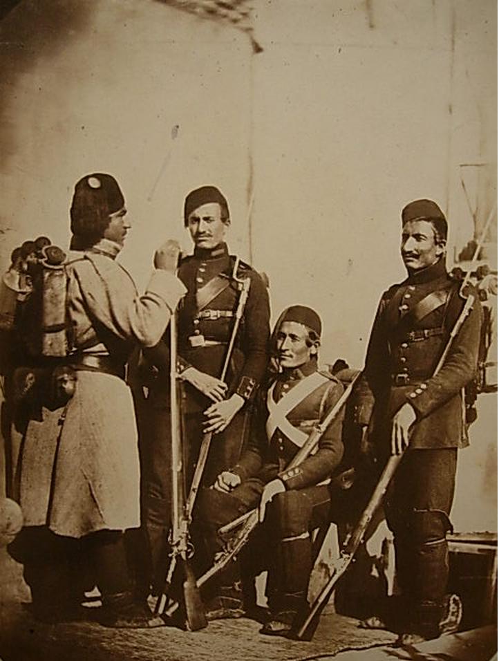 Турецкая пехота