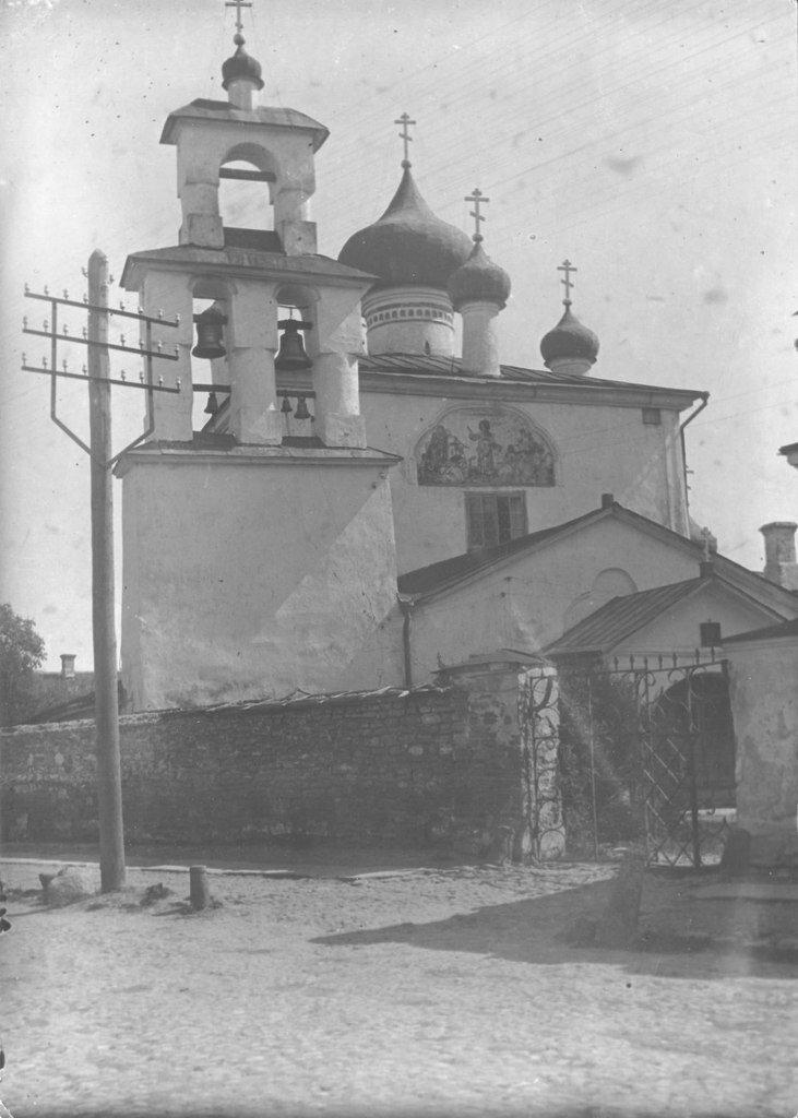 1930-е. Церковь Николы Явленного на Торгу