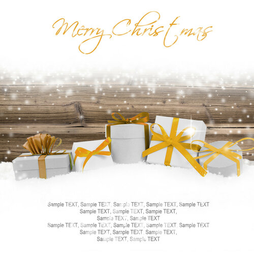 Group of gifts