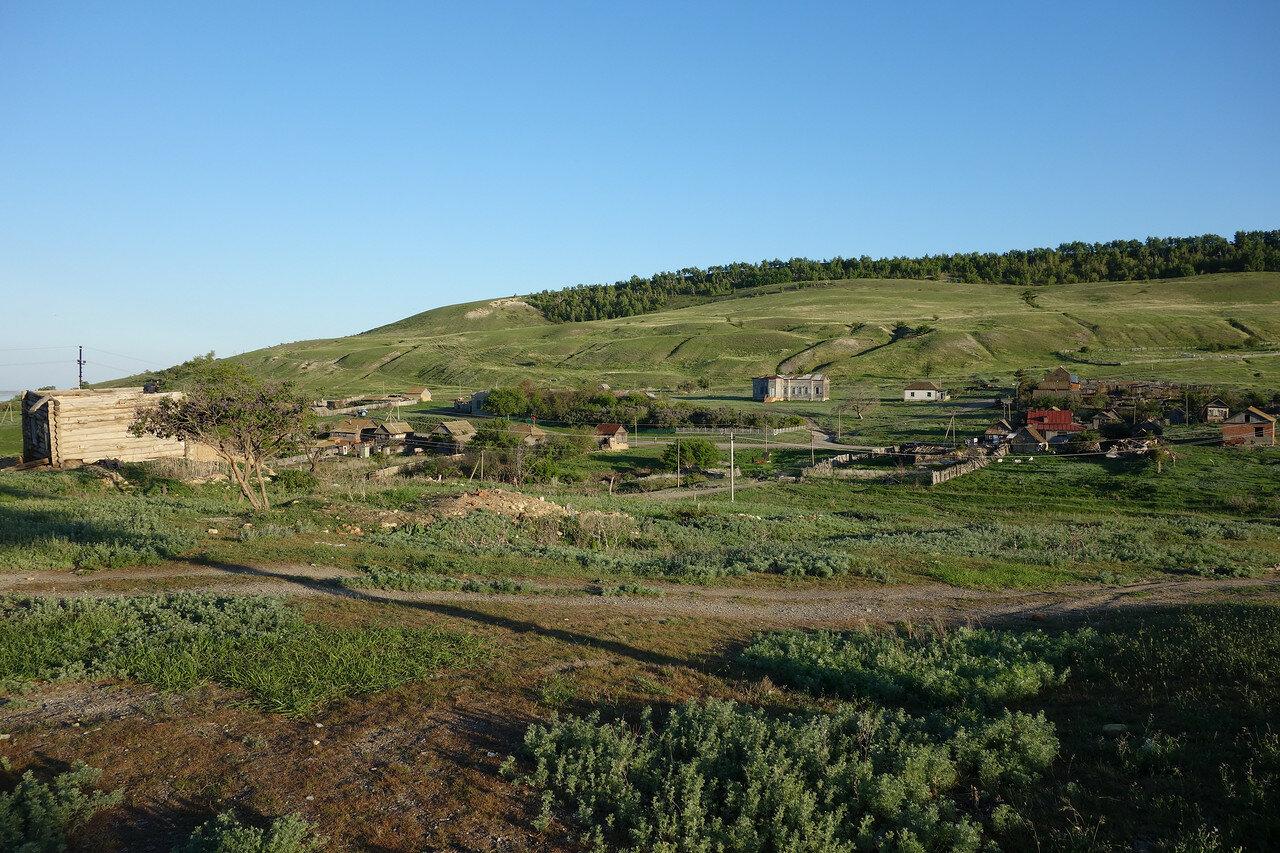 село Белогорское