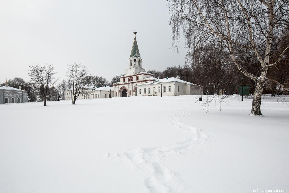 Москва. Коломенское