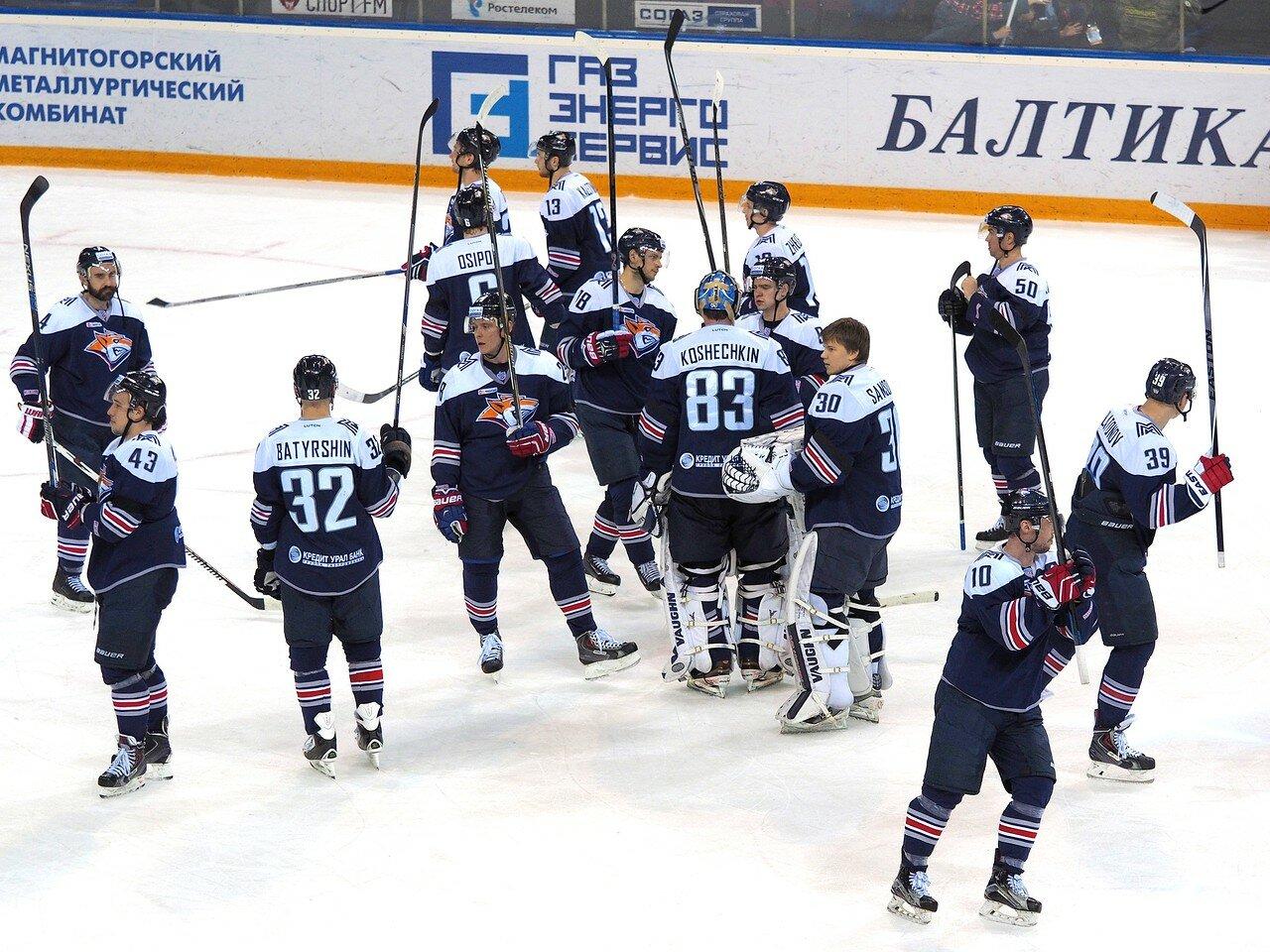 71Металлург - ЦСКА 03.02.2016