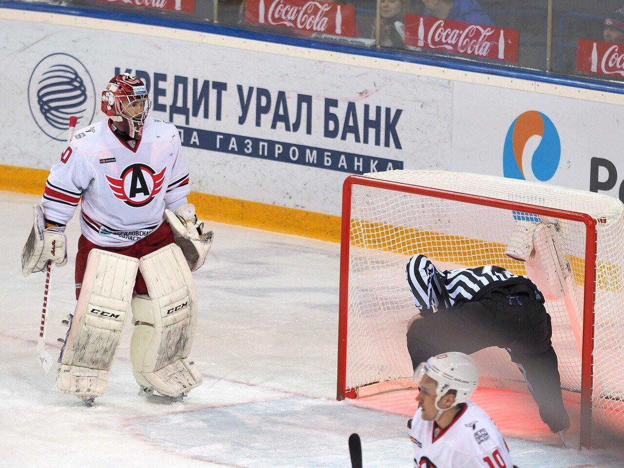 90Восток 1/4 плей-офф Металлург - Автомобилист 01.03.2016