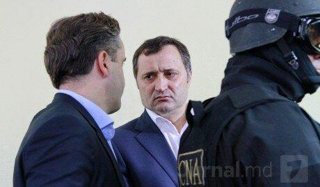 После дачи показаний в НЦБК Филата перевели в тюрьму №13