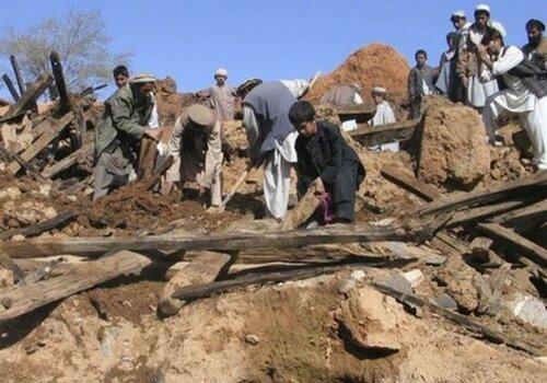 Землетрясение магнитудой 6,2 произошло в Афганистане