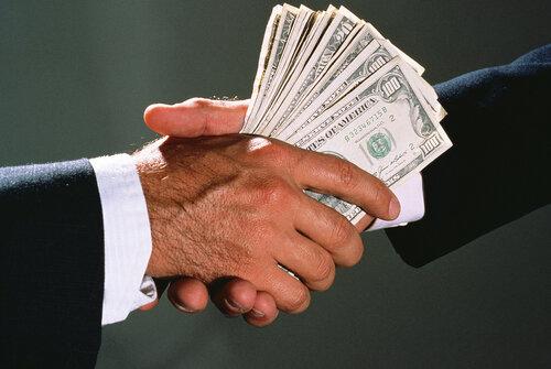 Молдова занимает 103 место в Индексе восприятия коррупции