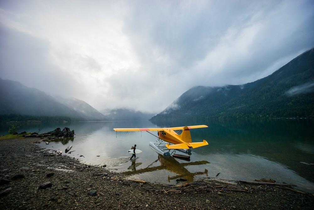 Восхитительные снимки фотографа-путешественника Криса Буркарда