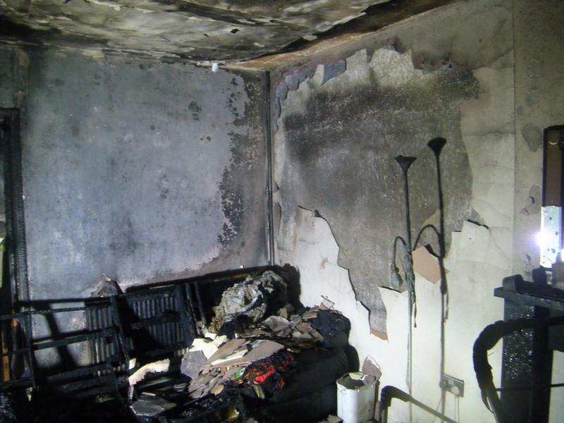 13-летний подросток спас двух детей из пожара, начавшегося после взрыва ховерборда
