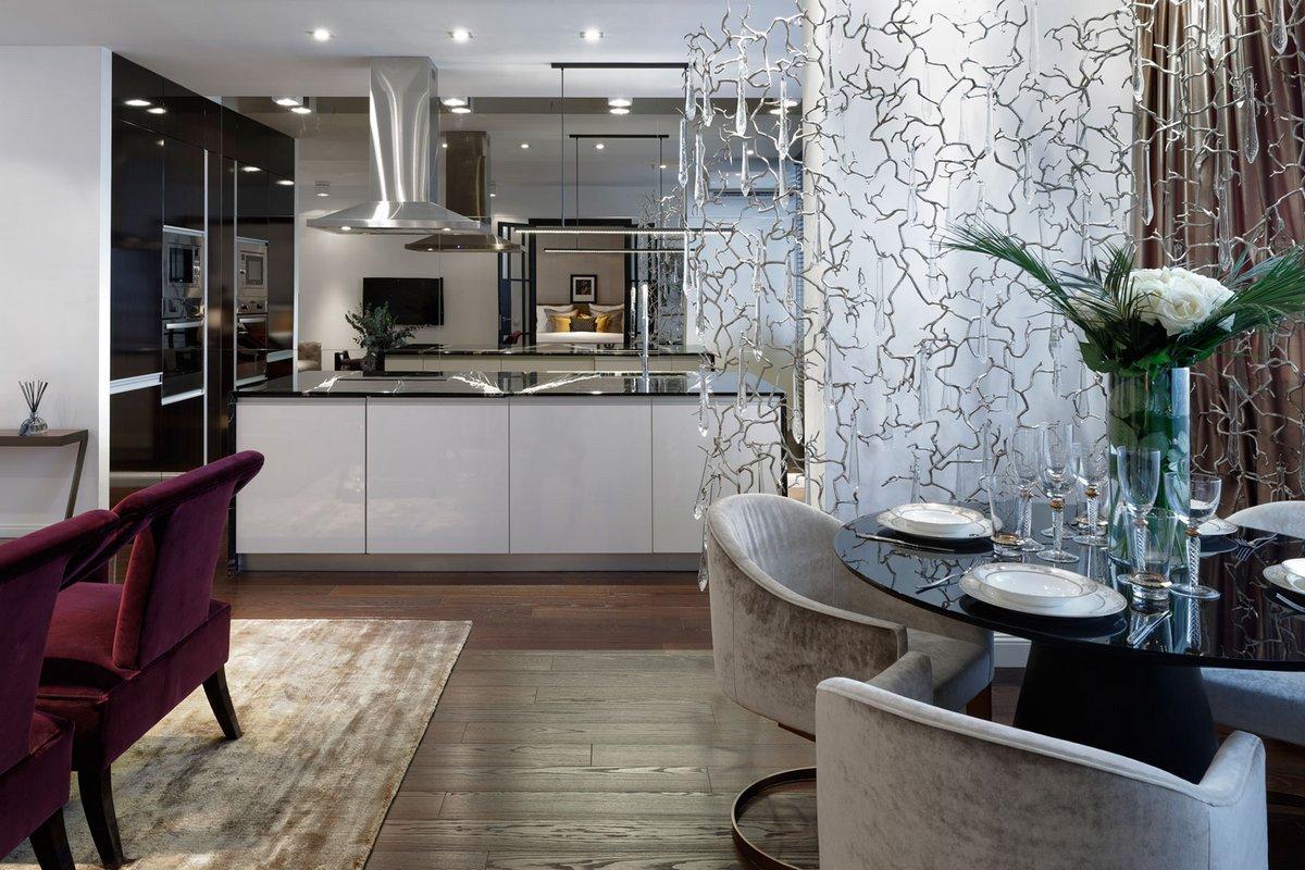 Элегантная квартира в Киеве для состоятельного клиента