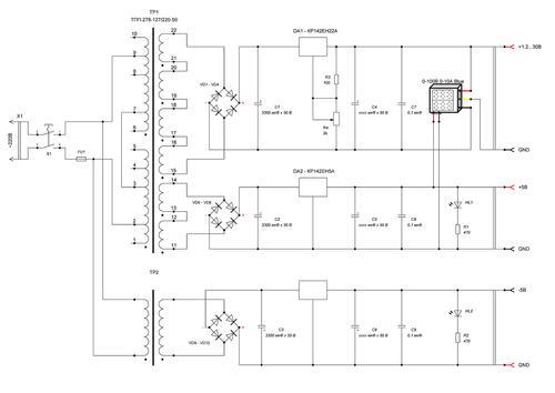 Простейший лабораторный БП, своими руками - Страница 3 0_158aed_e46842ff_L