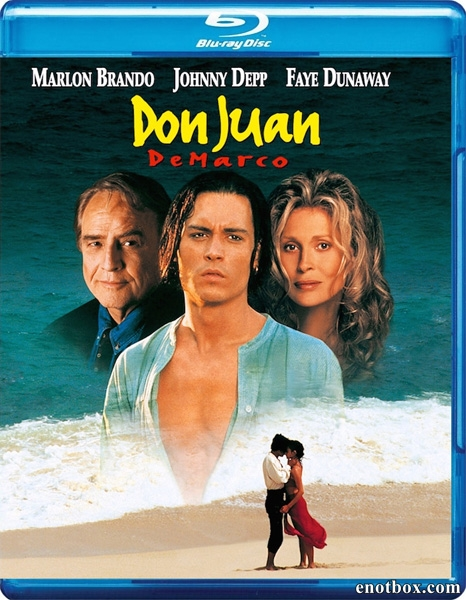 Дон Жуан де Марко / Don Juan DeMarco (1995/BDRip/HDRip)