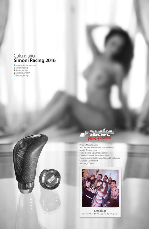 calendar Simoni Racing 2016