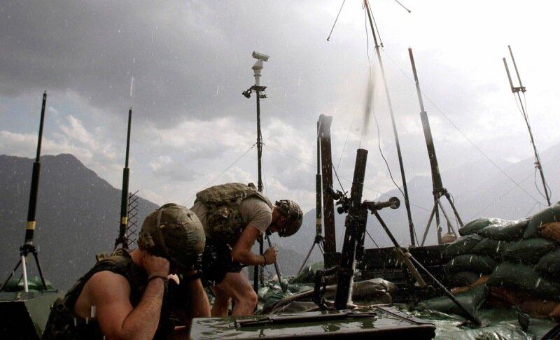 Американские военные в Афганистане 8