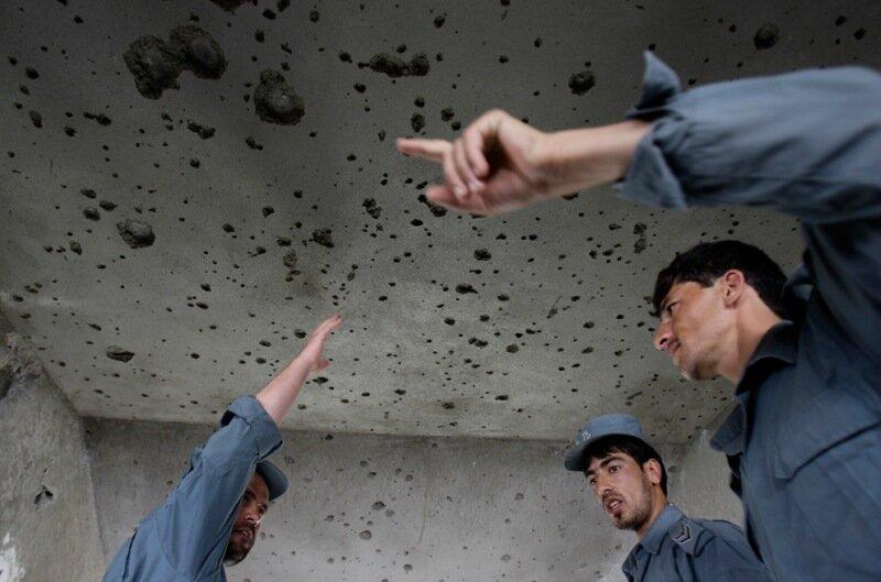 Американские военные в Афганистане 23