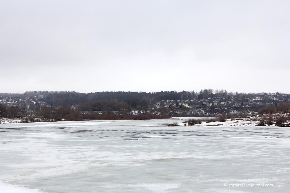 Таруса — городок в Калужской области