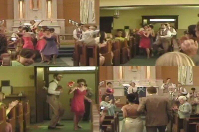 17 миллионов просмотров: видео JK Wedding Entrance Dance
