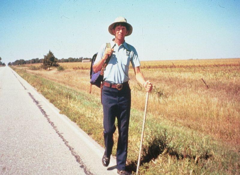 6. Дэйв Кунст в пути потерял родного брата Дэйв — уникальный человек, имеющий право заявить, что он