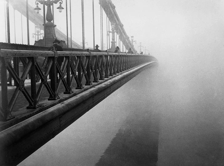Имре Кински — классик венгерской фотографии (12 фото)