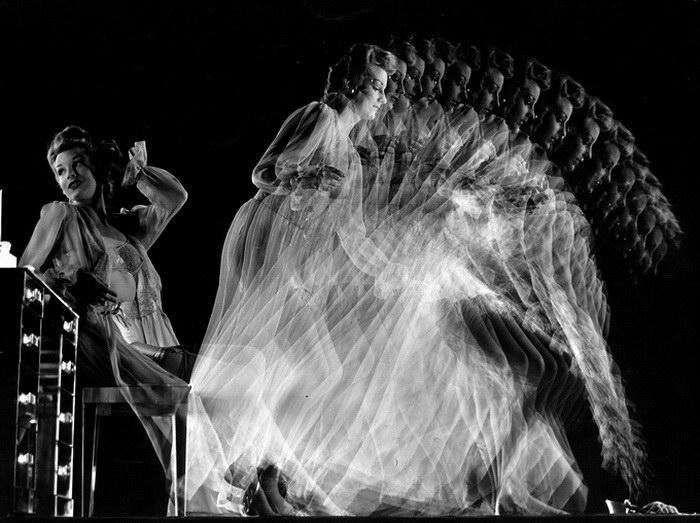 Классическая фотография из известнейшего фотографа XX века Гийон Мили (Gjon Mili) (24 фото)