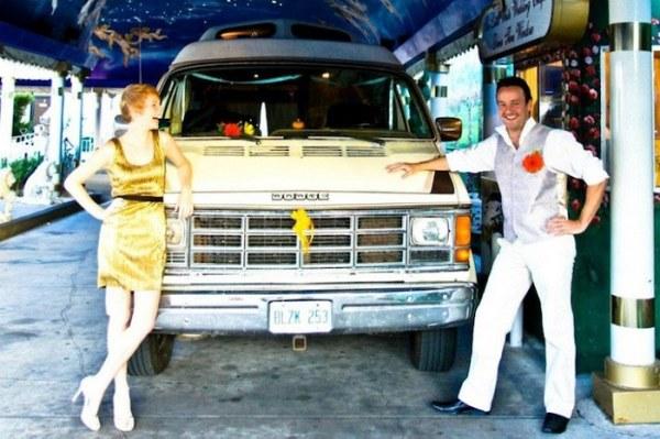 Свадьба на ранчо в Канаде