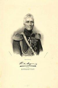 Воронцов Михаил Семенович, Светлейший Князь, Генерал-Фельдмаршал