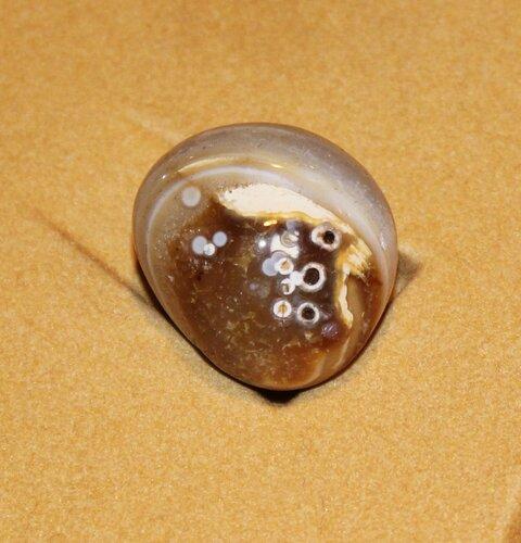 Энергия Камней №76 - Ботсванский агат