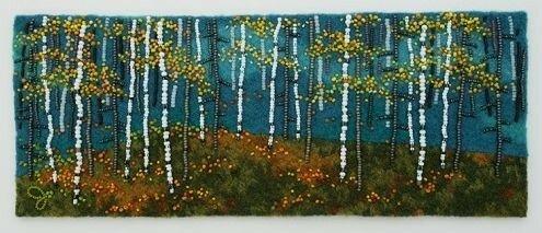 Бисерные картины Джо Вуд