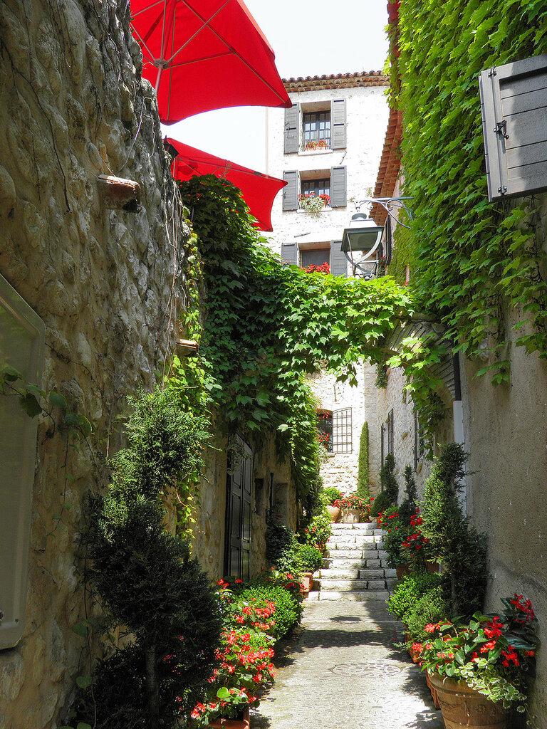 Франция. Сен Поль де Ванс
