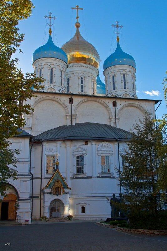 Собор Спаса Преображения Новоспасского монастыря