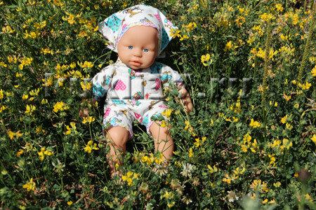 песочник для куклы Анабель