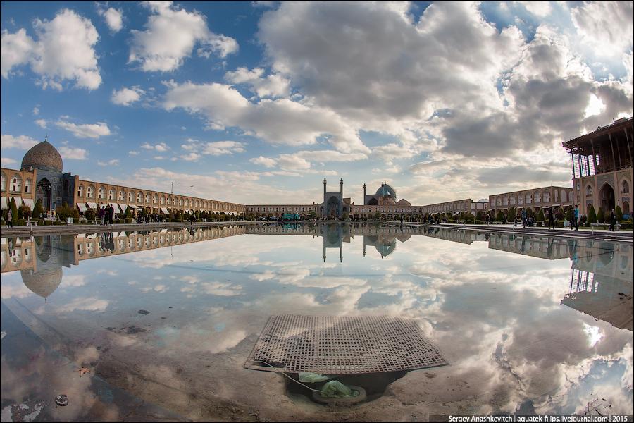 Imam square, Isfahan / Площадь Имама в Исфахане