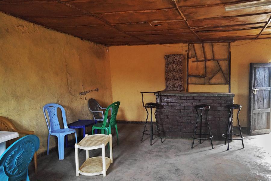 Чечня-бар в Эфиопии