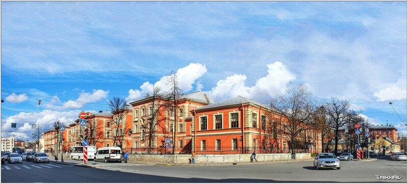 Детская больница принца Ольденбургского