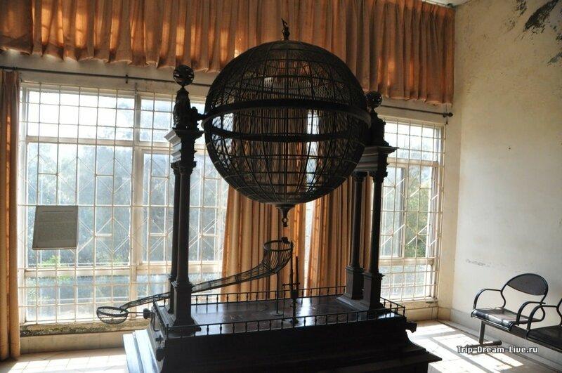 Экспонат в музее штата Гоа. Угадаете что это?