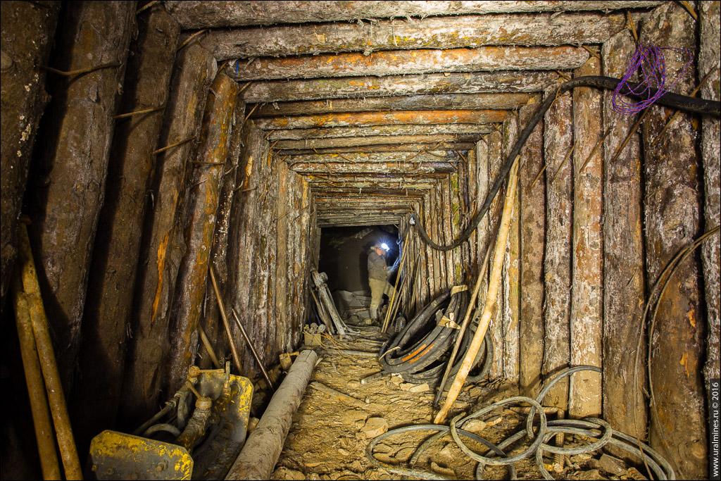 Березовский рудник шахта Южная