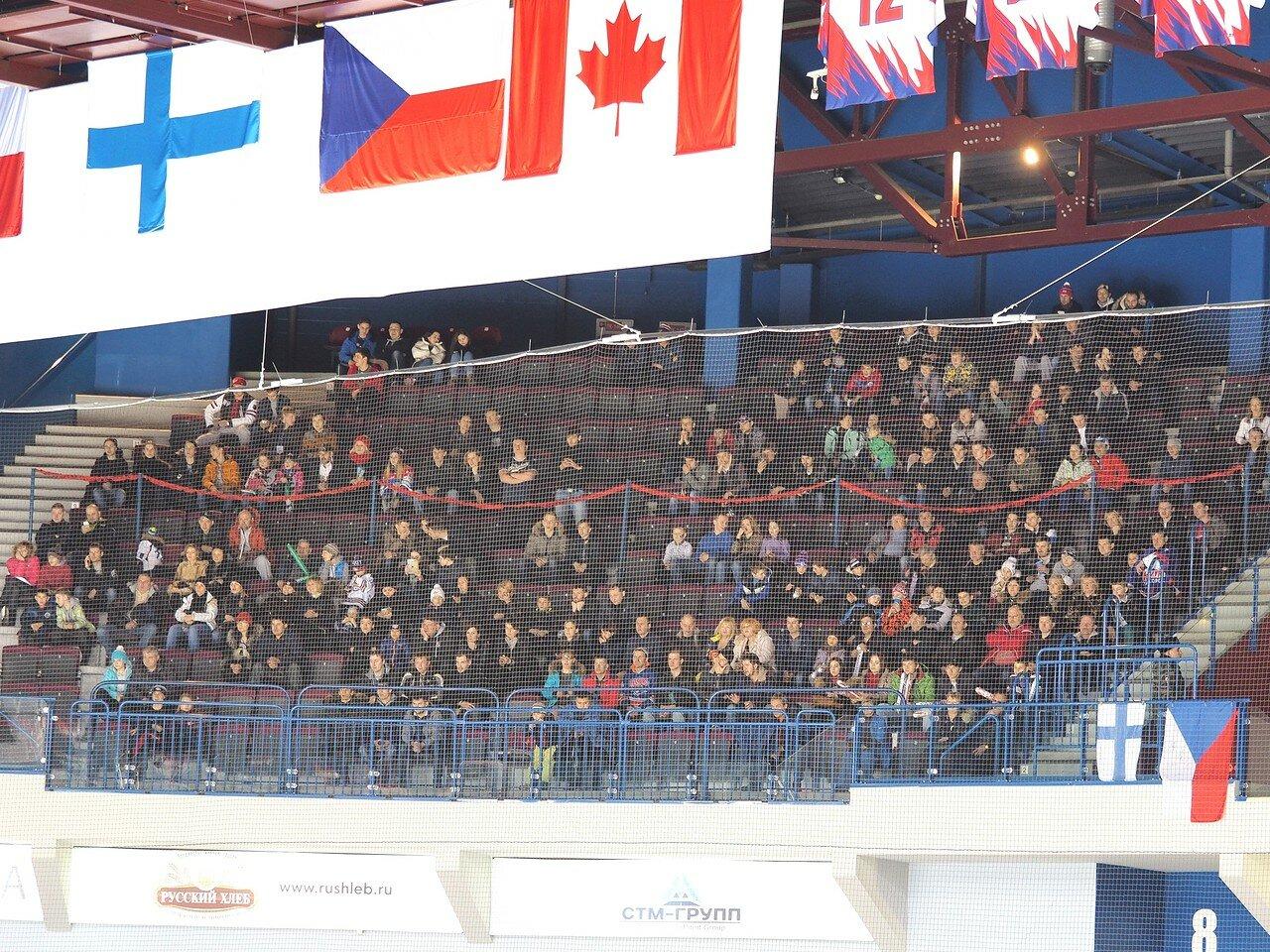 71Плей-офф 2016 Восток 1/2 Металлург - Сибирь 16.03.2016