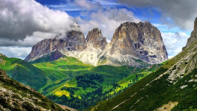 Природные чудеса Италии