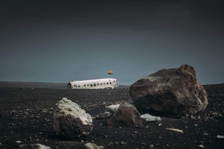 Chasing Airplanes in Iceland — 3/3