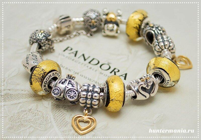 Pandora – уникальная возможность создавать ювелирные украшения своими руками d808e2f4501