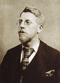 Portrait de Georges Lemmen