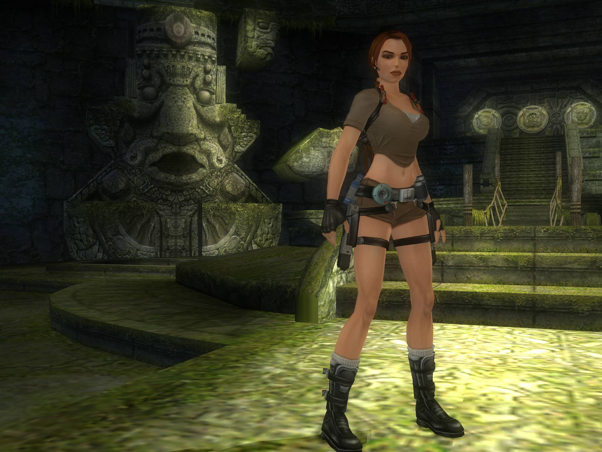 Lara croft 3d alien hentia films
