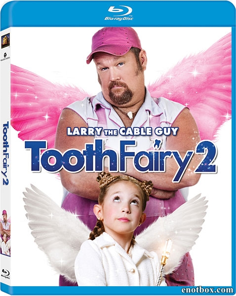 Зубная фея 2 / Tooth Fairy 2 (2012/BDRip/HDRip)
