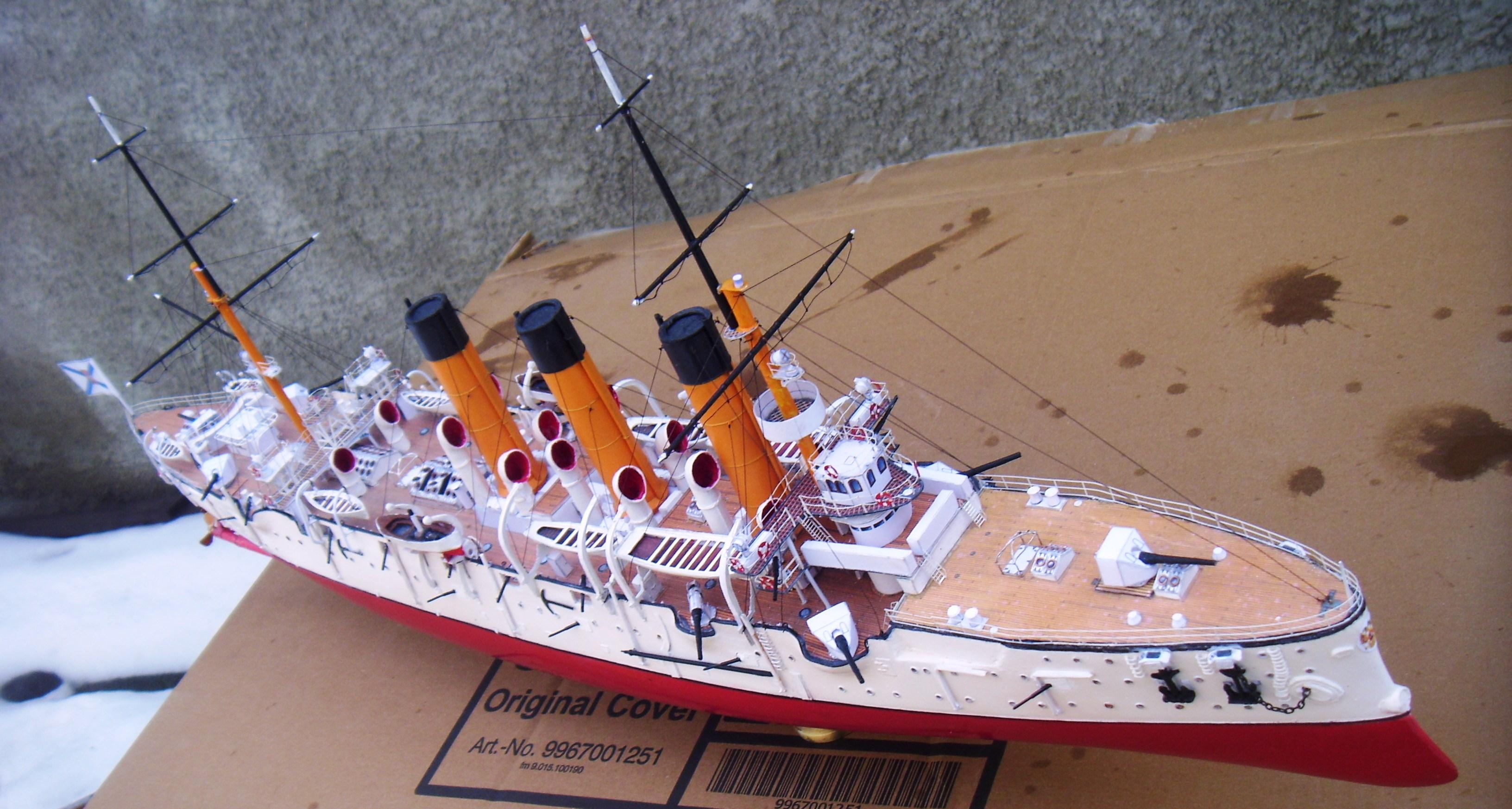 Крейсер аврора своими руками 97