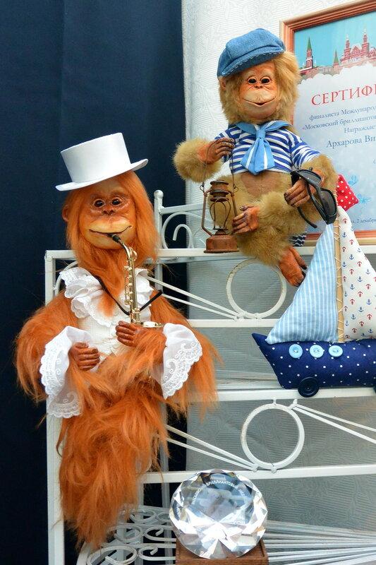 Искусство куклы 2015