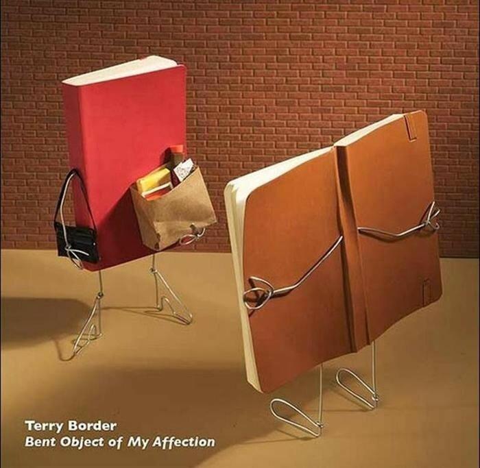 Бесстрашный защитник Терри Бордера и другие фотографии Bent Objects